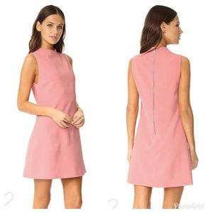 Alice + Olivia Corey A-Line Dress